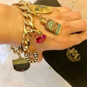 Juicy Couture Jewelry - ♥️ Adorable Juice Couture Charm Bracelet ♥️
